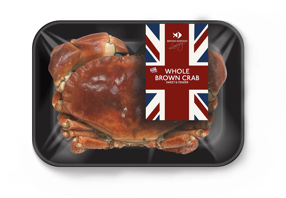 british seafoods product range, maris seafoods own label brand